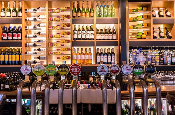 London pubs on an Untour