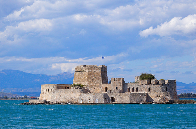 Nafplio, Greek Untour