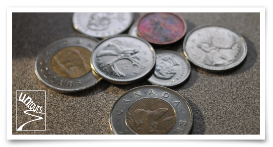 How Mad Men made me think about Canadian money - The Untours