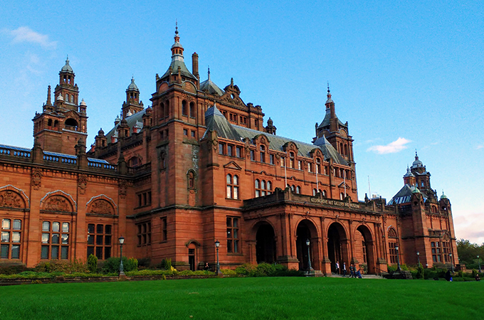 Kelvingrove, Glasgow museum