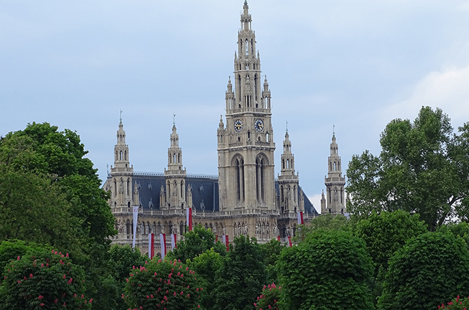Vienna city hall concerts