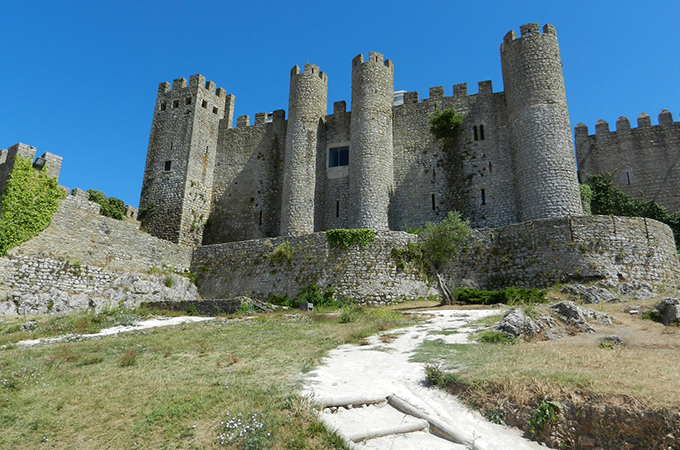 Obidos, day trip from Lisbon