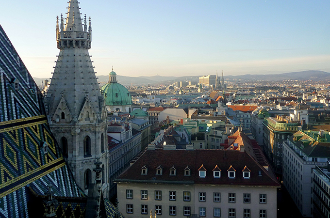 Vienna for free