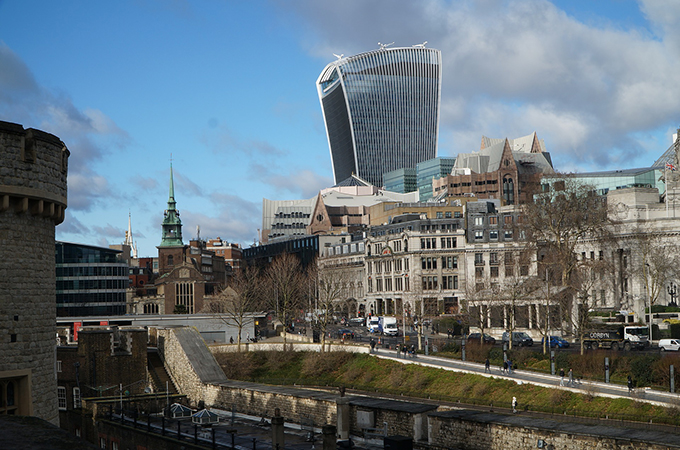 Walkie Talkie, London