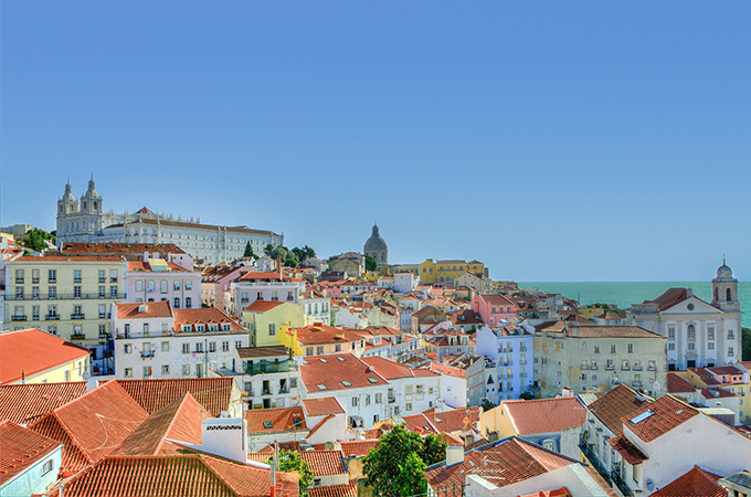 Alfama Lisbon, Portugal Untour