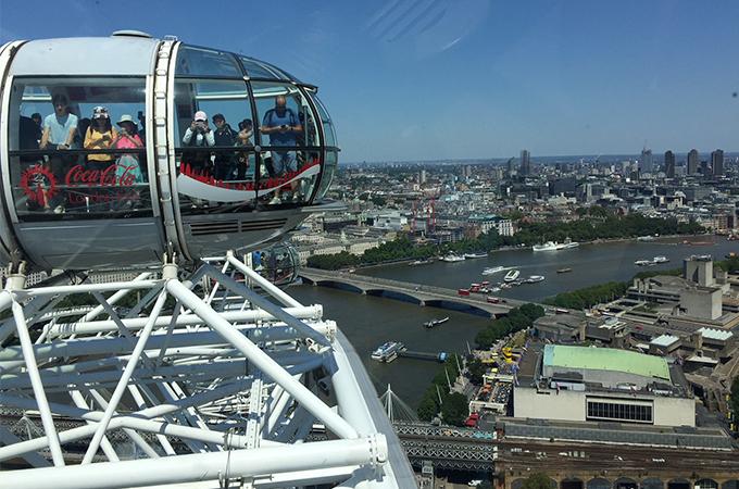 London Eye, London Untour