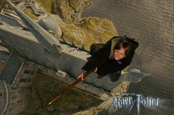 The Making of Harry Potter, London family travel