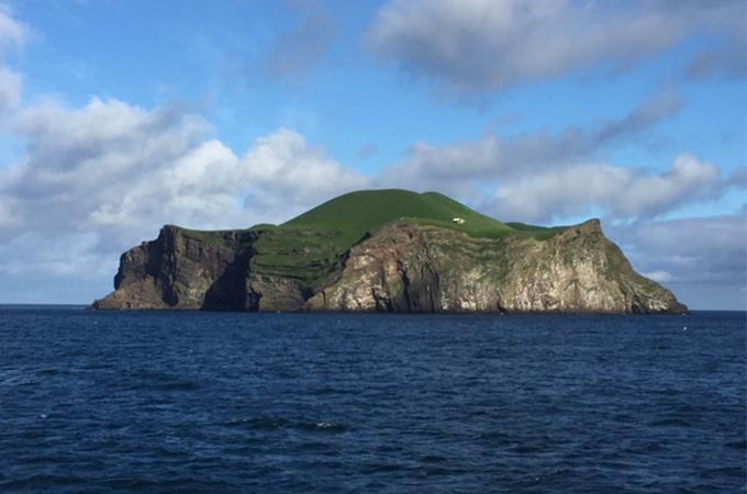 Volcanic islands of Iceland