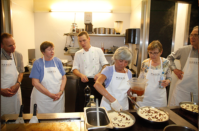 Vienna cooking classes. Vienna Uncovered