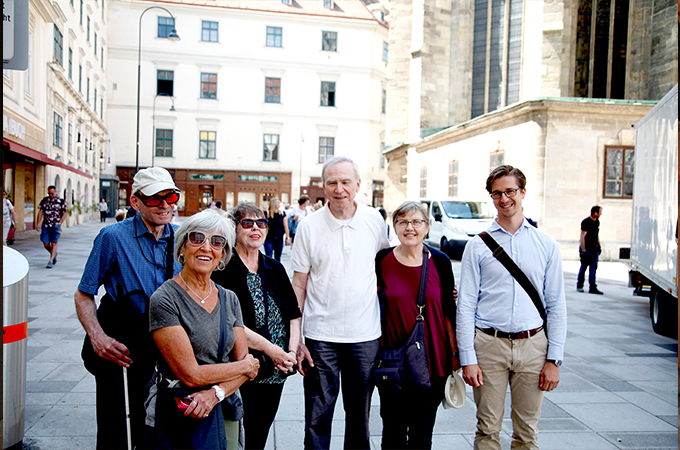 Walking tour of Vienna, Vienna Uncovered