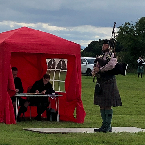 Scottish Highlands games