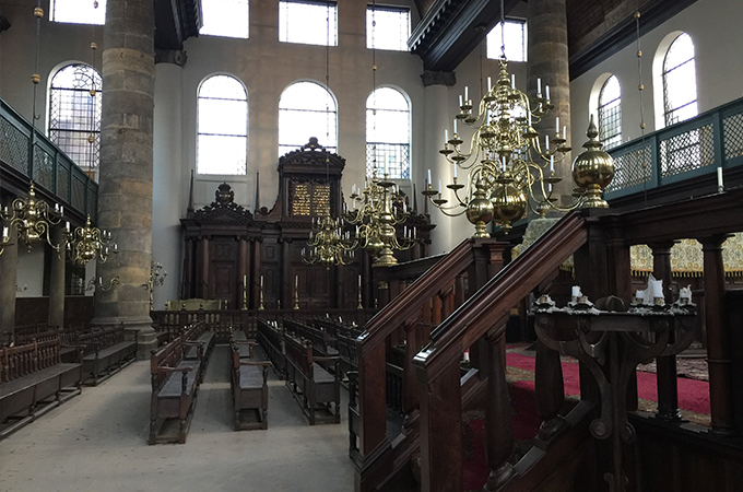 Portuguese Synagogue, Amsterdam