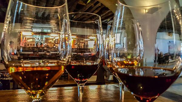Porto wine, Porto