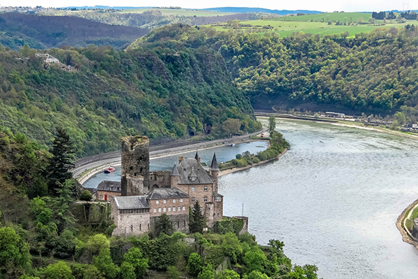 St. Goar and the Middle Rhine