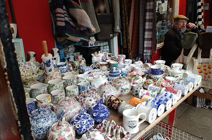 10 best London Markets