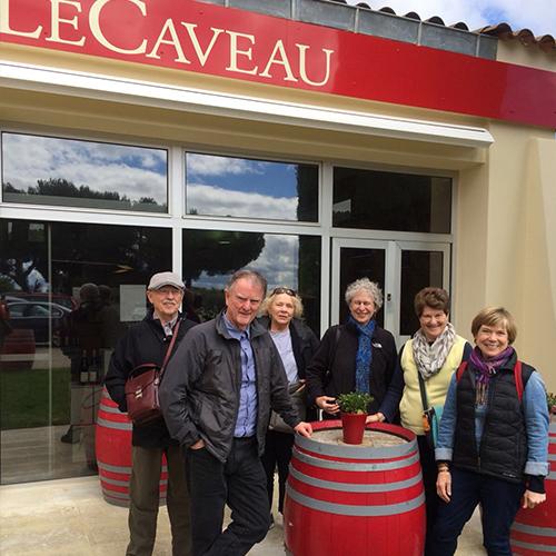 Avignon tasting tour