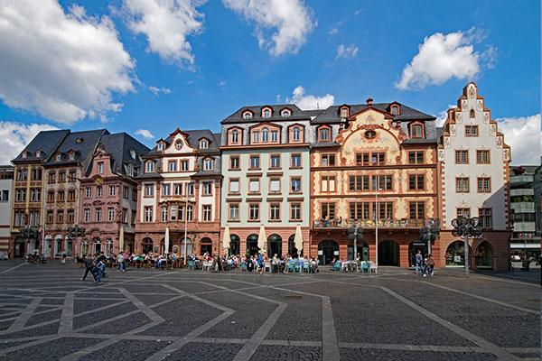 Mainz, day trips in Germany