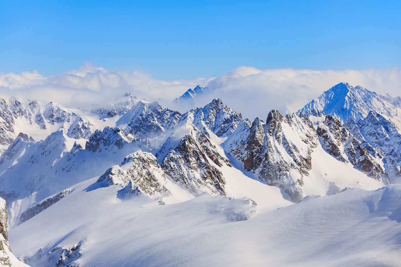 A guide to Switzerland's great peaks