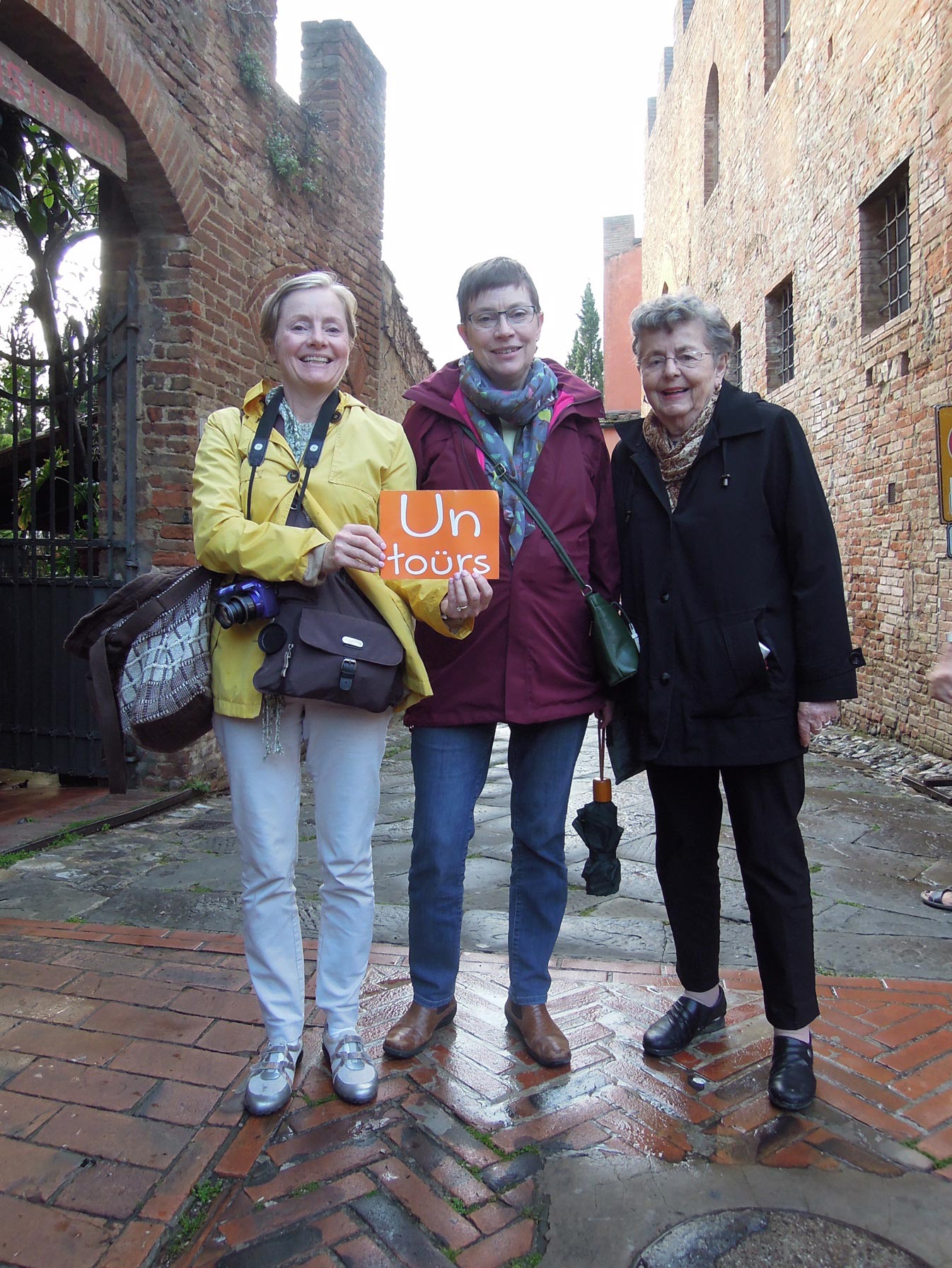 Multigenerational travel Tuscany