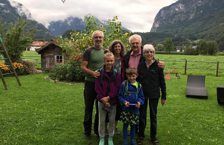 Swiss Untour family travel