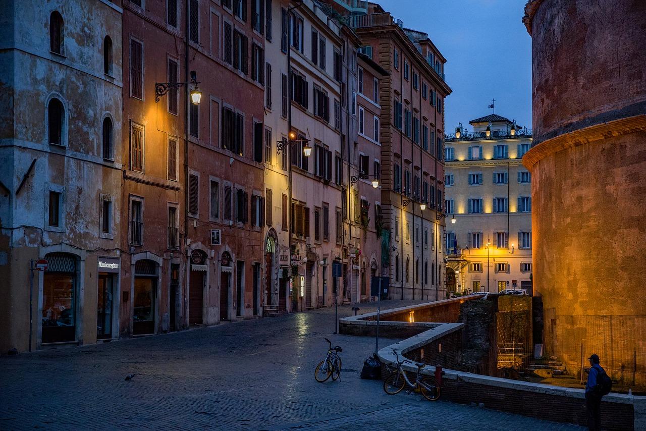 Rome overtourism
