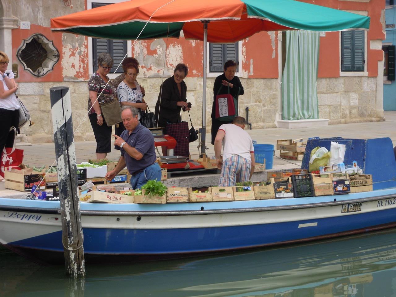 Venice overtourism
