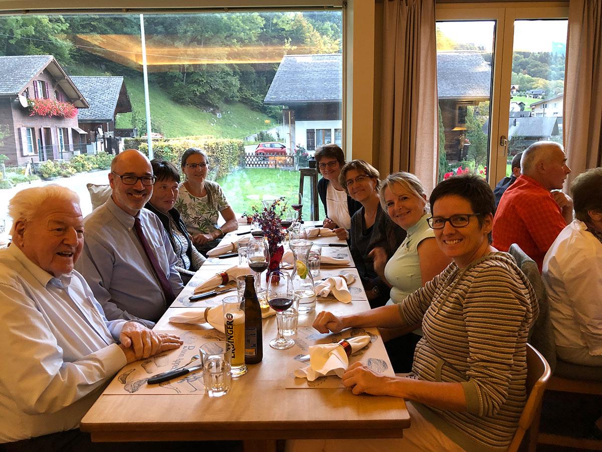 Swiss Untour family