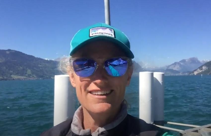 Virtual Swiss hike