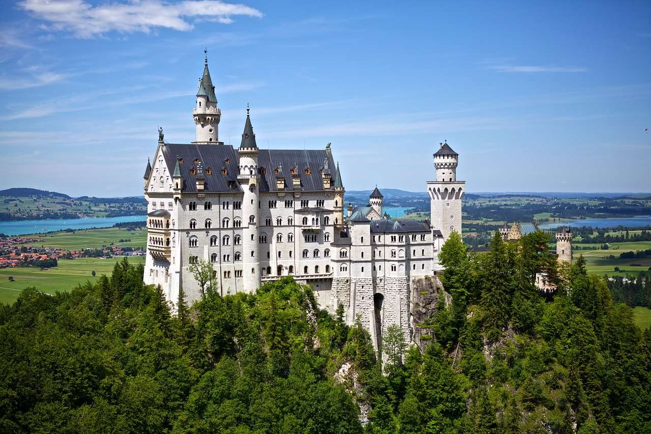 King Ludwig's castles