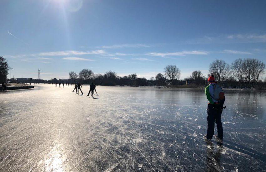 skate in Holland