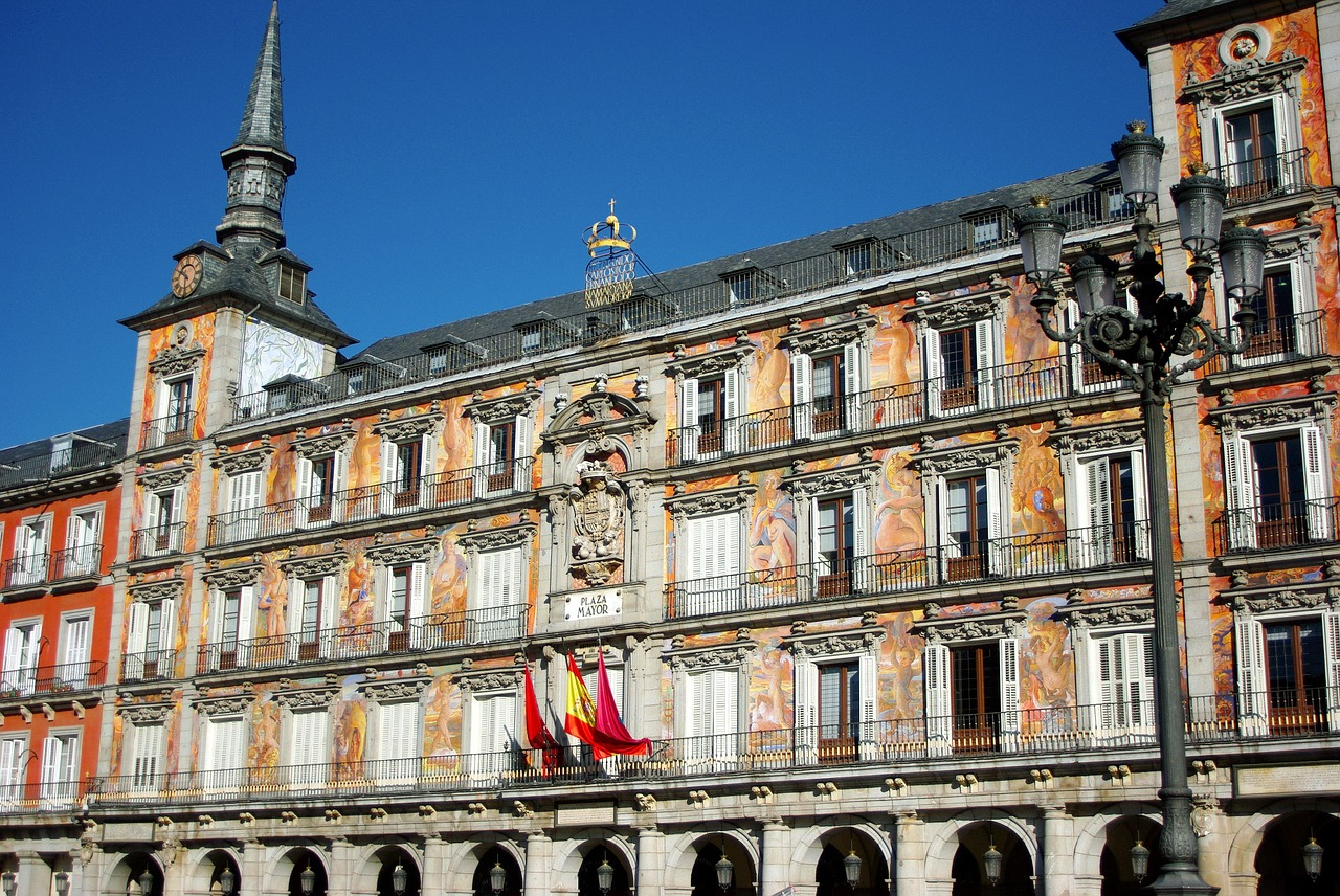 10 Sights in Madrid, Untours in Spain