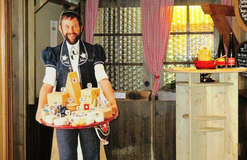 Swiss cheese guide