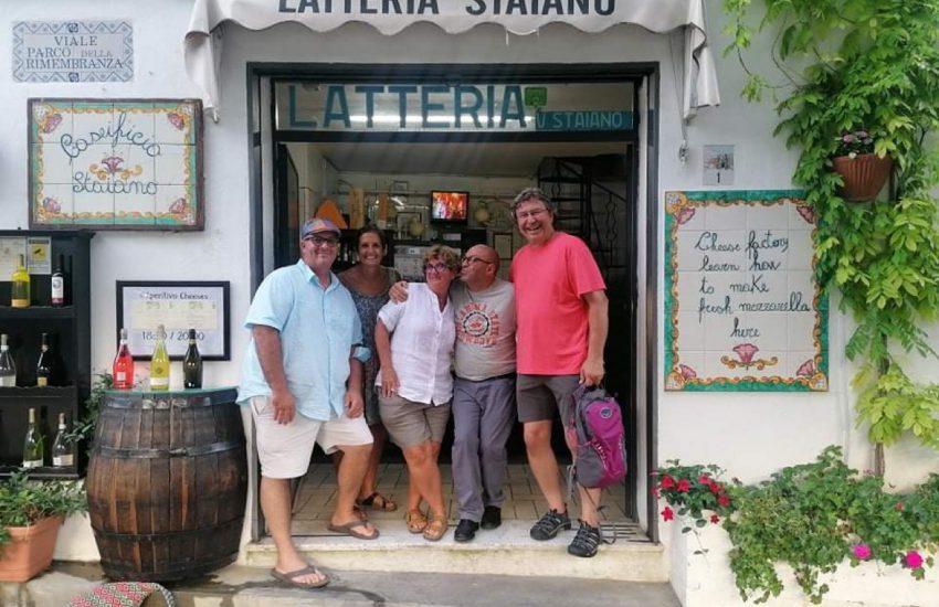 Untourists in Italy
