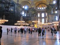 Hagia Sophia, Istnabul Untour