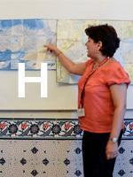 Hale, Istanbul Untours staff